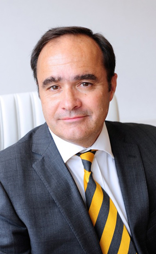 Ludovic Robin, Docteur en Pharmacie, Directeur du Développement Commercial, Directeur Général Délégué