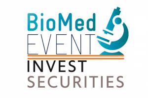 Biomed EventJanuary 28, 2020Paris, FranceInvestor conferences