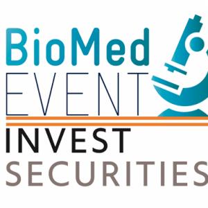 Biomed Event January 28, 2020 Paris, France Investor conferences